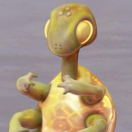 Alien Turtle