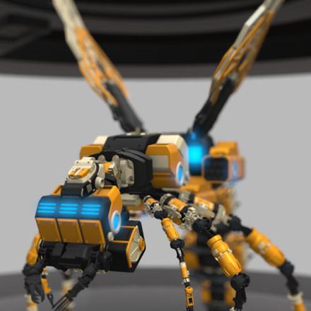 RoboBee WIP